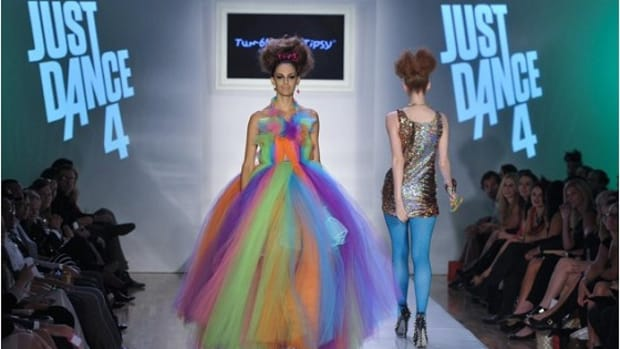 Just Dance Tumbler & Tipsy Runway Show