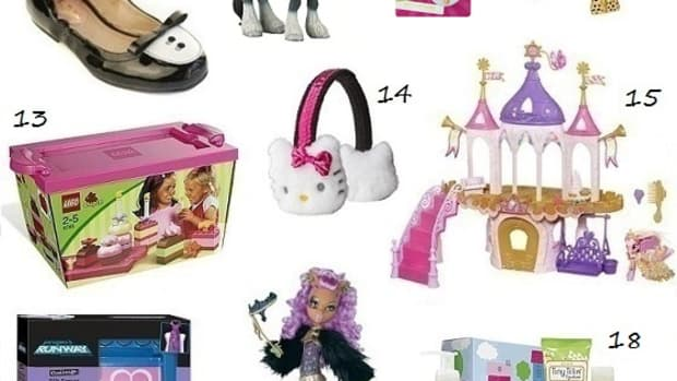 Holiday 2012 Glam Gift Ideas For Girls