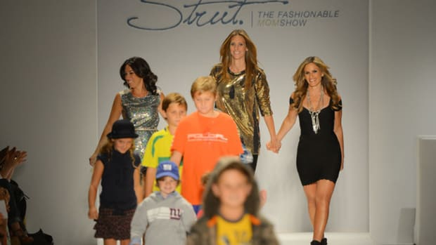 Denise Albert & Melissa Gerstein Strut September 2012