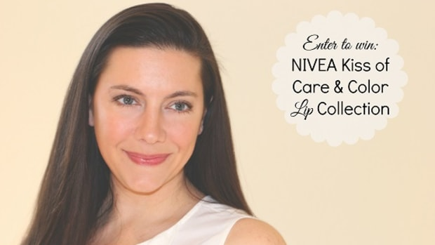 Nivea A Kiss of Care Color Glamamom