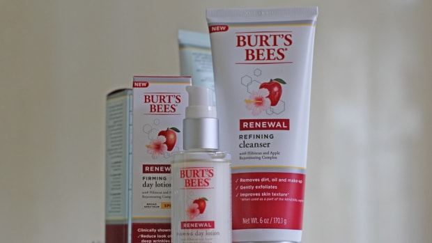 burts bees renewal collection