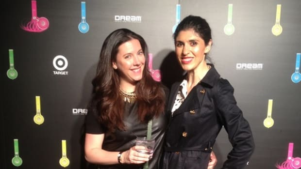 Beats by Dr. Dre Neon Mixr Headphones Launch Party