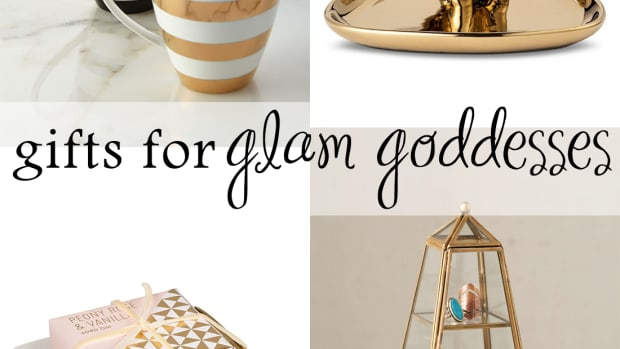 gifts for glam goddesses