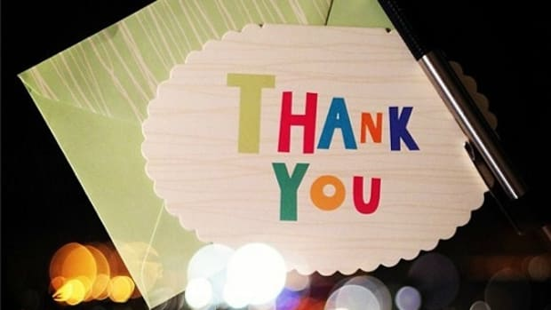 6 Tips For Getting Kids to Write Thank You Notes
