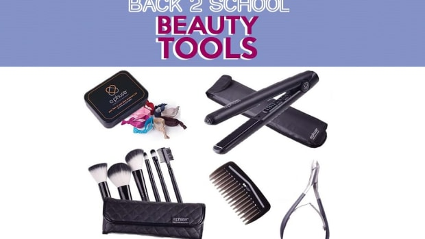 Back to School Beauty Tools