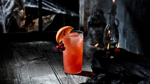 BACARDI Zombie Cocktail