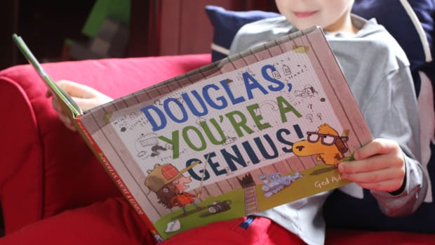 douglas-your-a-genius