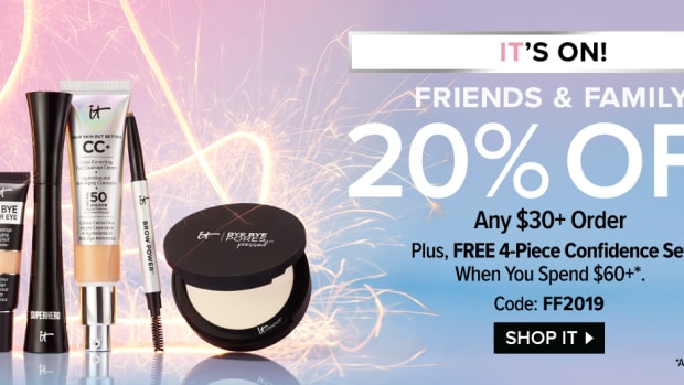 IT Cosmetics Friends & Family Oct 2019_ IT's On