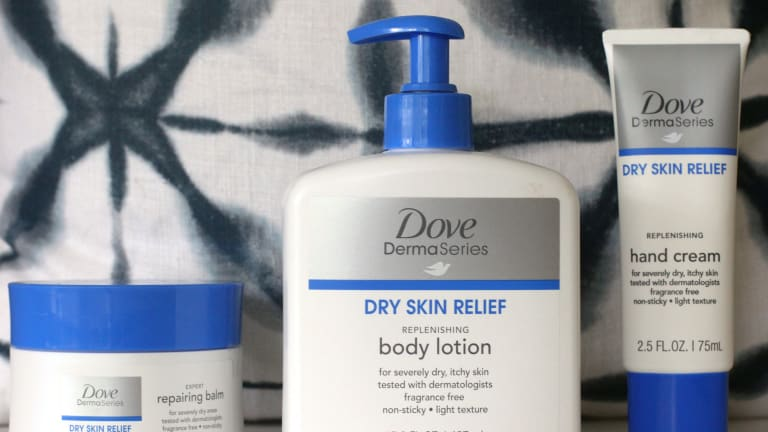 Introducing Dove DermaSeries