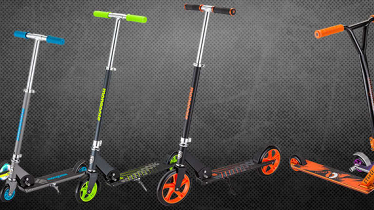 Hot Holiday Toys | Mongoose Scooters