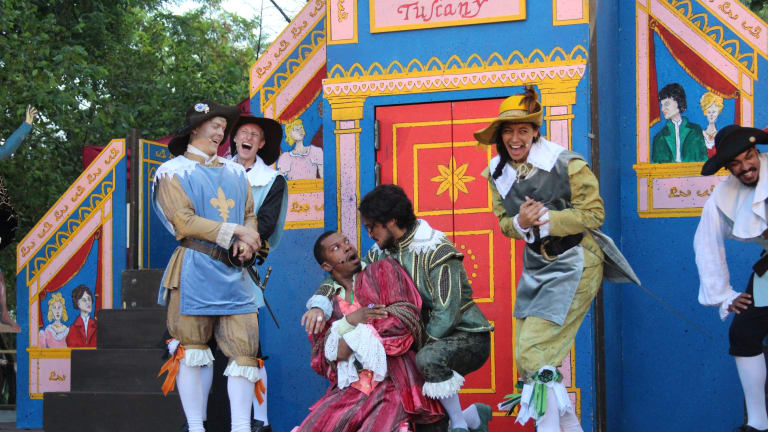 Hip to Hip - Free Shakespeare in the Parks, 5 Boroughs, NJ & LI