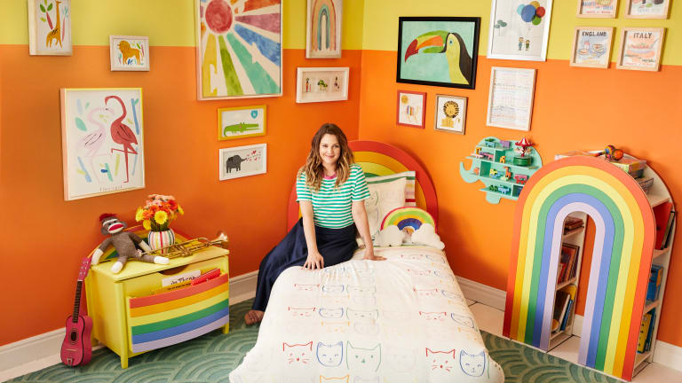 Flower Kids: A Vibrant New Collection from Drew Barrymore
