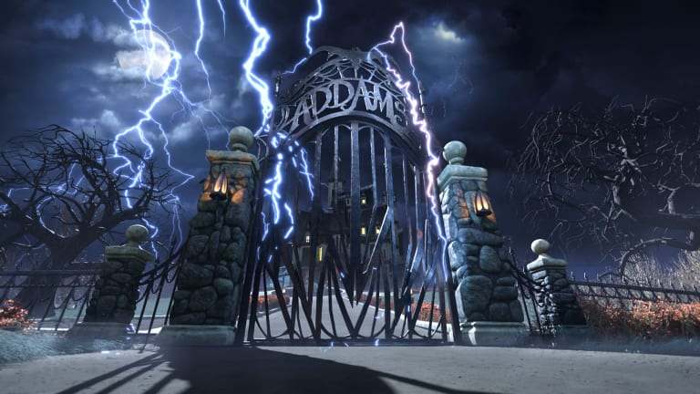 The Addams Family - Watch the New Trailer #MeetTheAddams