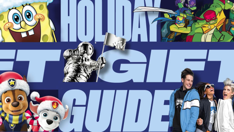 Nickelodeon Holiday Gift Guide