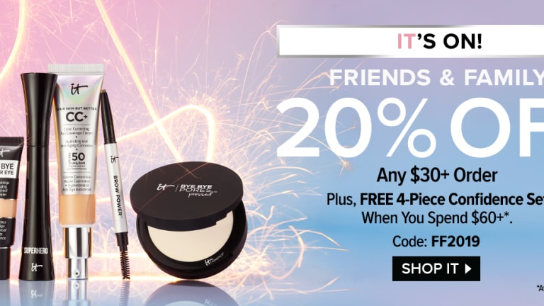 IT Cosmetics Friends & Family