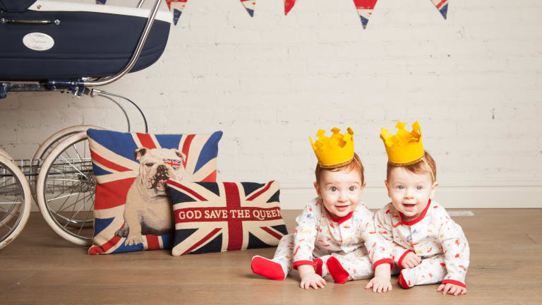 Royal Baby Fever