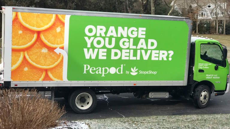 Super Bowl Party Ready with Peapod by Stop & Shop