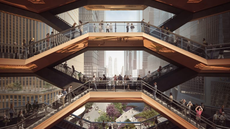 NYC's Newest Must-See Attraction: Hudson Yards