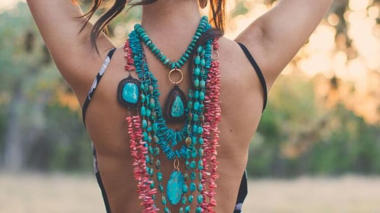 Make a Statement with Bold Jewelry from J.Forks Designs