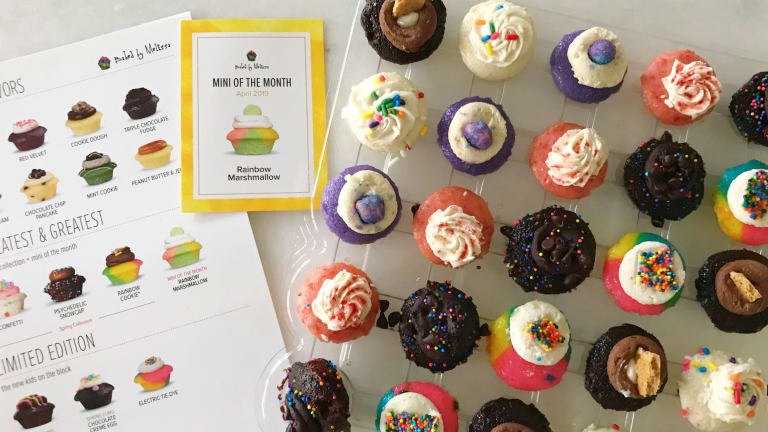 Say Happy Mother's Day With Cupcakes