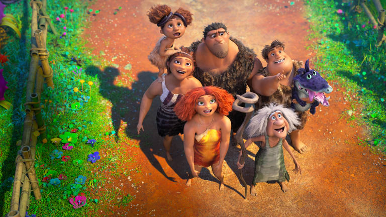 The Croods: A New Age #CroodsNewAge