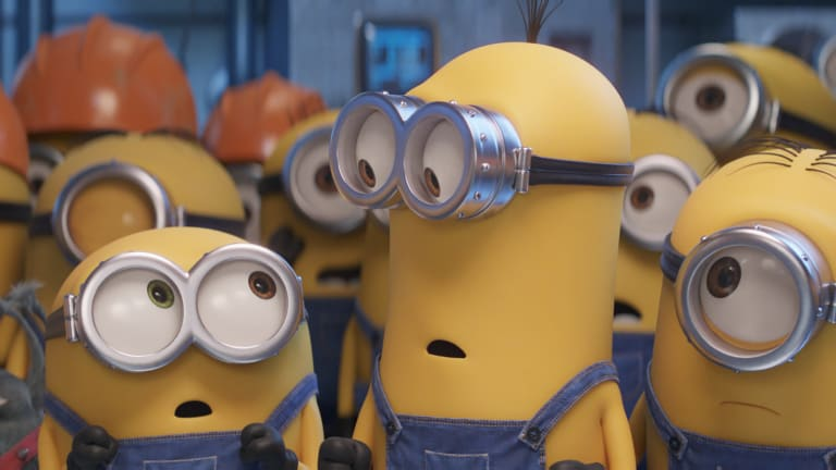 #MINIONS: THE RISE OF GRU