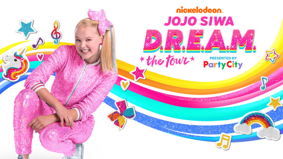 JoJo Siwa D.R.E.A.M. the Tour, Forest Hills Ticket Giveaway