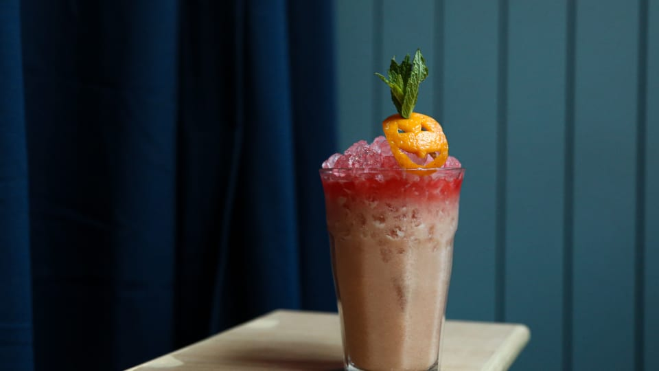Nightmare on Orchard Street Cocktail