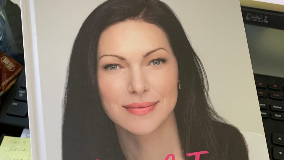 """Laura Prepon's """"You & I, as Mothers"""""""
