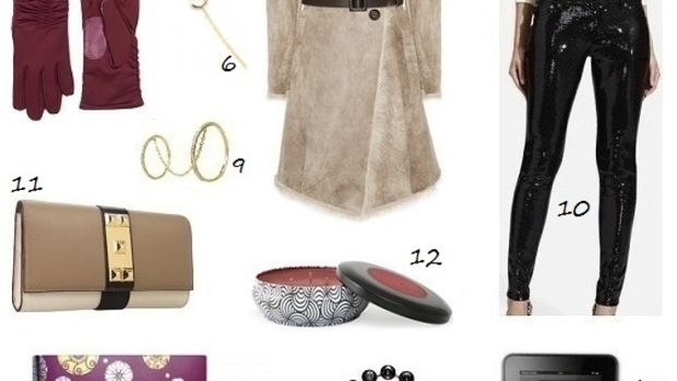 Holiday 2012 Glam Gift Ideas for Her