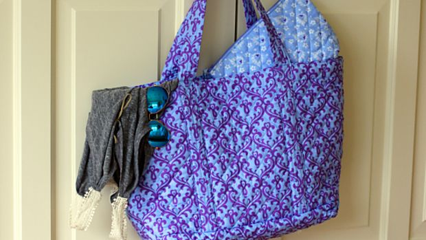 quilted koala bags