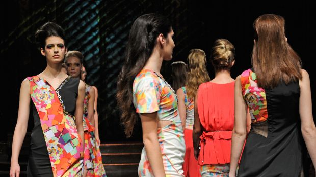 Trompeloeil at Art Hearts Fashion NYFW The Shows Presented by AIDS Healthcare Foundation