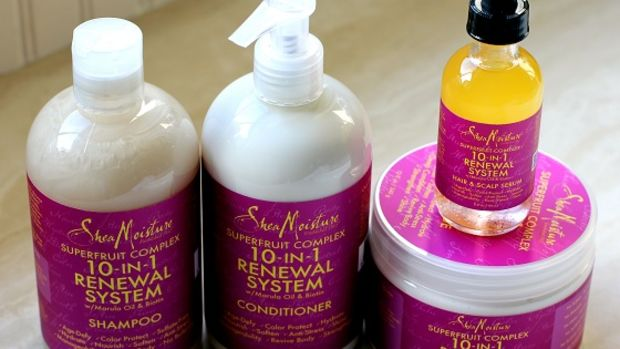 SheaMoisture-Renewal-System