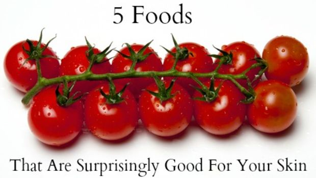 5 Foods That Are Surprisingly Good For Your Skin via @Glamamom