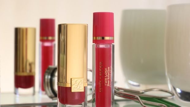 Evelyn Lauder Dream Lip Collection