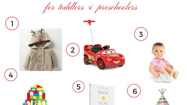 Great Gifts for Toddlers
