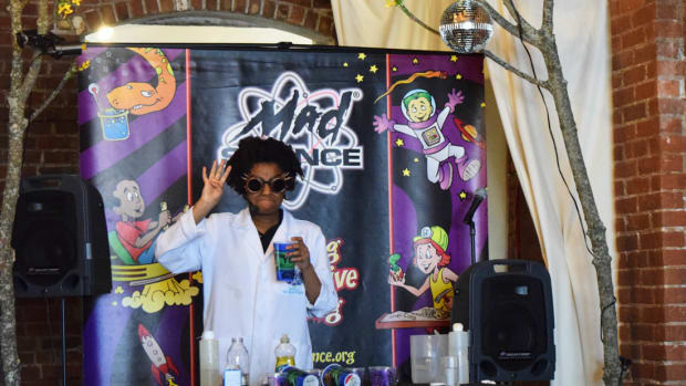 Mad Mo of Mad Science