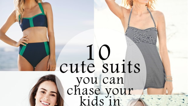 10 Cute Suits You Can Chase Your Kids In