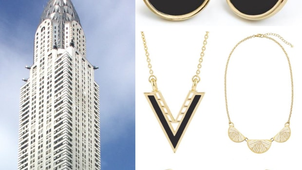 brook & york: inspired by the Chrysler Building