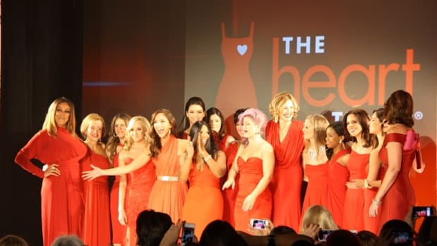 Red Dress Collection 2013 Group