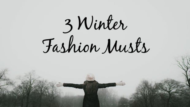 winter fashion musts