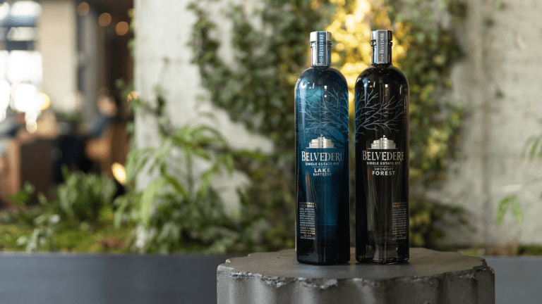 Summer Cocktails Featuring Belvedere's NEW Collection of Single Estate Rye Vodkas
