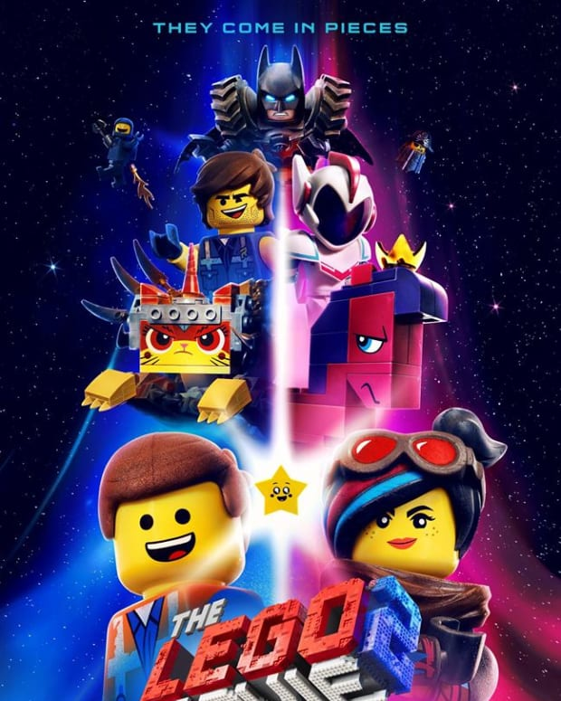 LEGO MOVIE 2 Poster