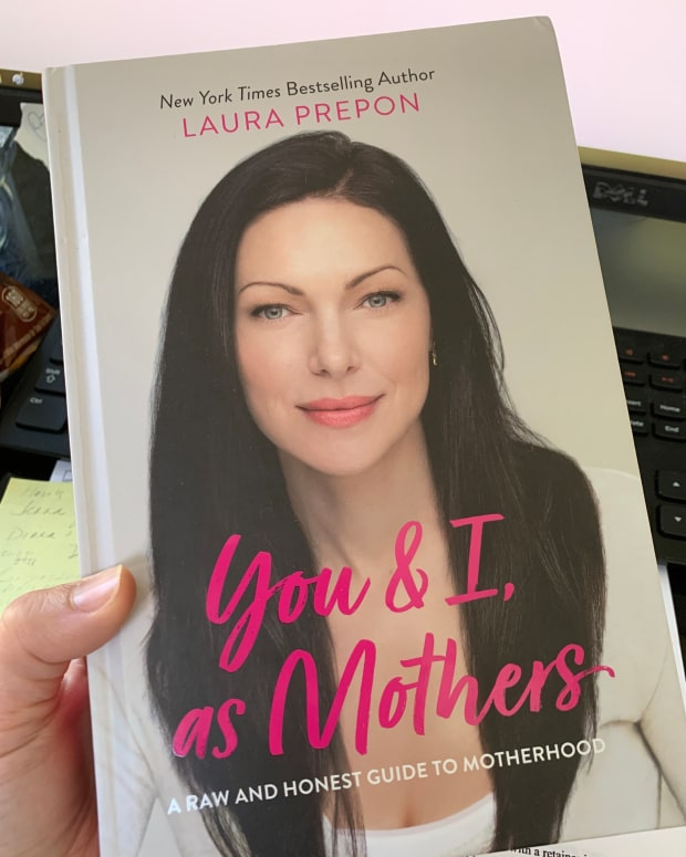 laura prepon book