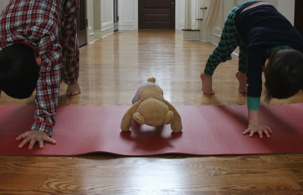 How & Why To Introduce Yoga to Your Children