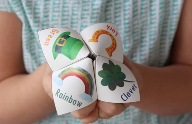 Fun & Easy St. Patrick's Day Crafts for Kids
