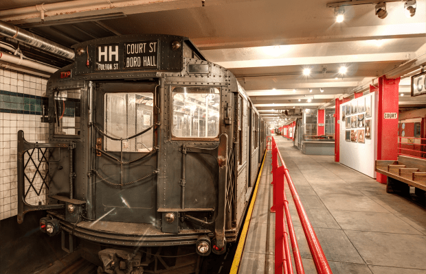 Special Day for Special Kids at the New York Transit Museum