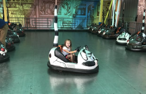 Weekend Getaway For All Ages at Morey's Piers & Beachfront Waterparks, Wildwood, New Jersey
