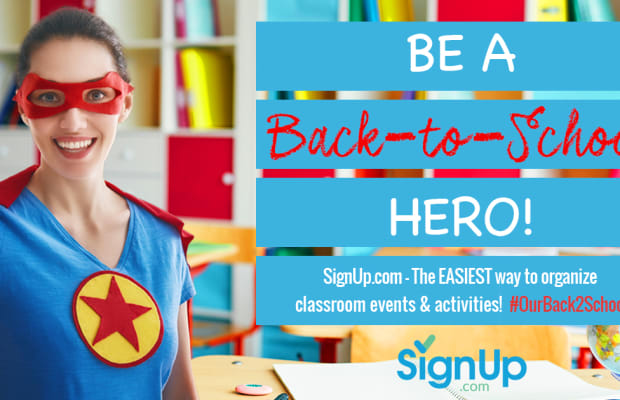 #OurBack2School with #SignUpdotcom