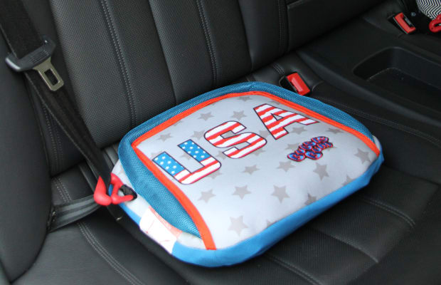 Travel & Carpool Must-Have: BubbleBum Inflatable Car Booster Seats